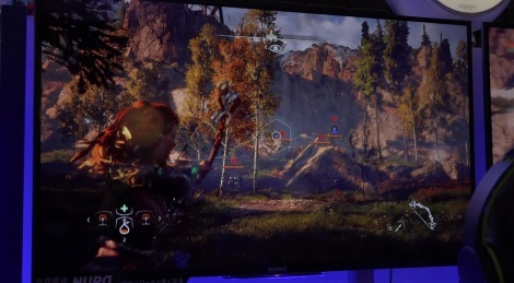 TGS: Horizon Zero Dawn gameplay