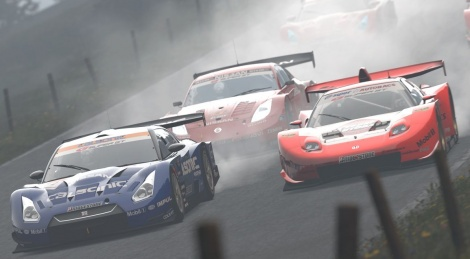 TGS: Image frenzy for GT5