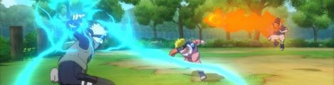 TGS: Images of Naruto Shippuden UNSG