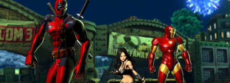 TGS: Marvel vs Capcom 3 images