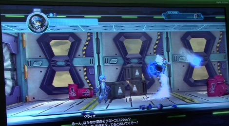 TGS: Mighty no 9 gameplay