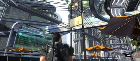 TGS: New screens of Binary Domain