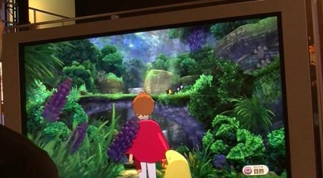 TGS: Ninokuni in motion