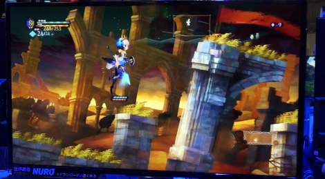 TGS: Odin Sphere gameplay