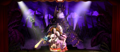 TGS : Puppeteer raises the curtain