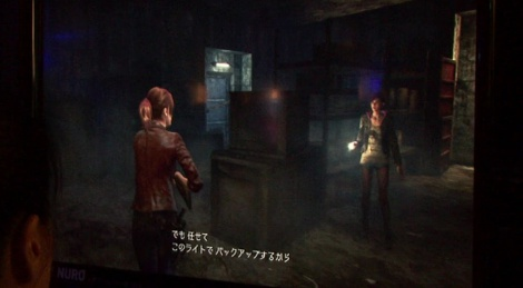 TGS: RE Revelations 2 gameplay