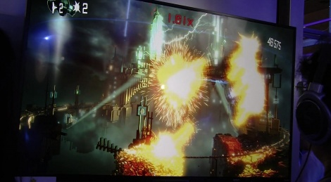 TGS: Resogun Gameplay
