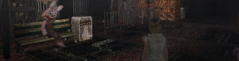 TGS: Screens of Silent Hill HD