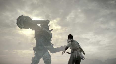 TGS: Shadow of the Colossus trailer