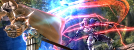 TGS: Soul Calibur: Lost Swords trailer