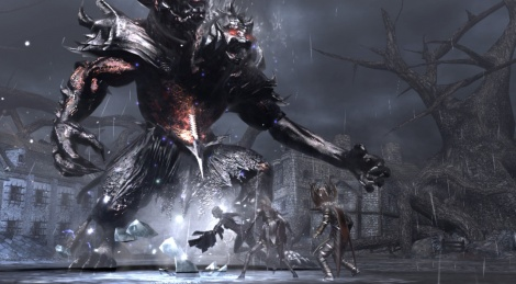 TGS: Soul Sacrifice new images