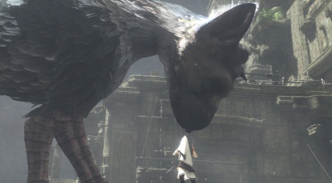 TGS: The Last Guardian images
