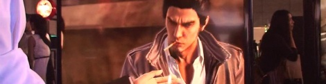 TGS: Yakuza 5 show floor video