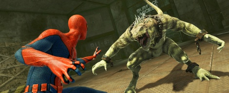 The Amazing Spider-Man : Le Lézard