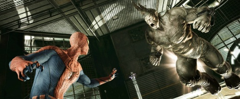 The Amazing Spider-Man : le Rhino