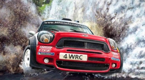 The Art of WRC 3