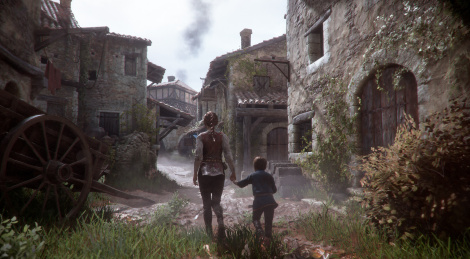 The artistic wealth of A Plague Tale