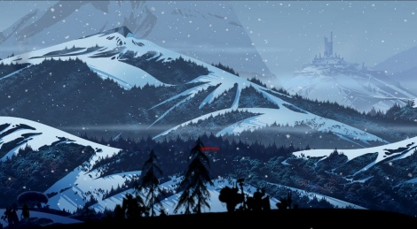 The Banner Saga launches itself
