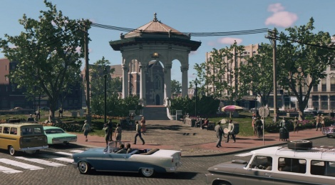 The City Districts in Mafia III