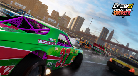 The Crew 2 launches Demolition Derby