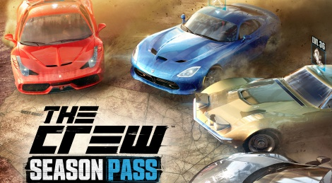 The Crew Season Pass detailed