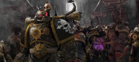 The dark future of Space Marine
