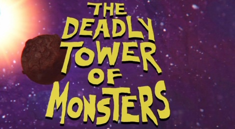 The Deadly Tower of Monsters on GSY