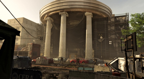 The Division 2 shows Dark Zones & Conflict