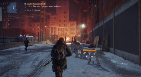 The Division: 60fps PC Trailer