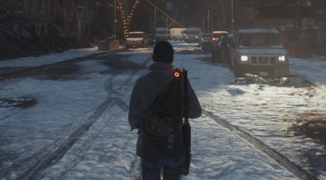 The Division beta PS4 videos