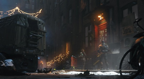 The Division gets one new screen