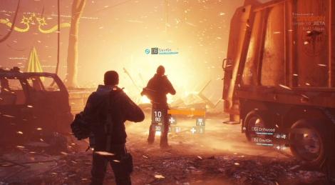 The Division looks great on XB1