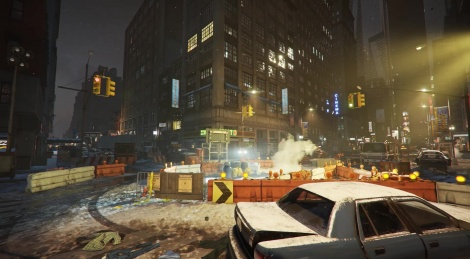 The Division: Nvidia Gameworks Trailer