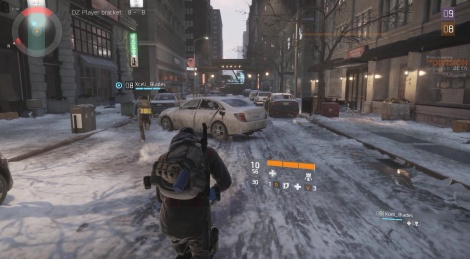 The Division's Dark Zone on PC