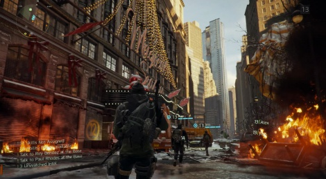 The Division: Testimonial video