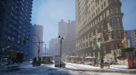 The Division: Timelapse PC