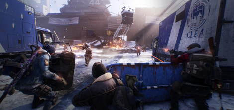 The Division: Update 1.8 plus free weekend