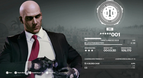 The ever-expanding world of Hitman 2