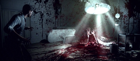 The Evil Within new screens