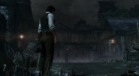 The Evil Within PAX trailer