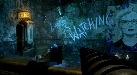 The first 10 minutes: Bioshock 2