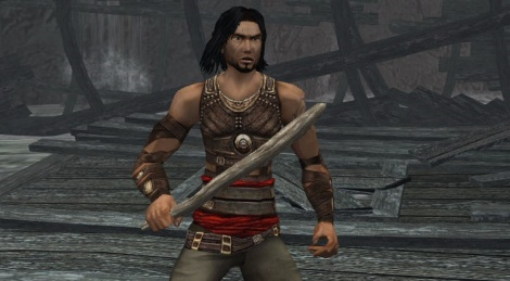 The First 10 Minutes:<br> Prince of Persia Warrior Within HD