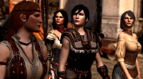 The First 10 Minutes: Dragon Age 2