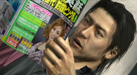 The First 10 Minutes: Yakuza 4