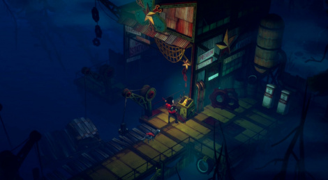 The Flame in the Flood on Switch