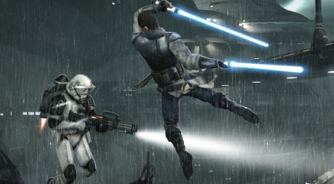 The Force Unleashed 2 images
