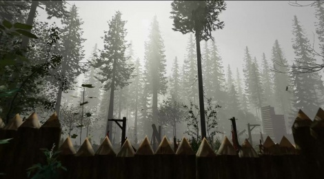 The Forest GDC trailer