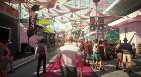 The immersion of Hitman 2