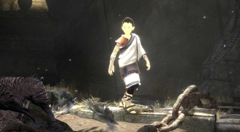 The Last Guardian images