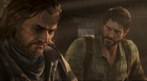 The Last of US custscene video